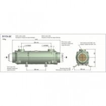 Теплоообменники для бассейна Балашов Паяный пластинчатый теплообменник SWEP B28 Железногорск